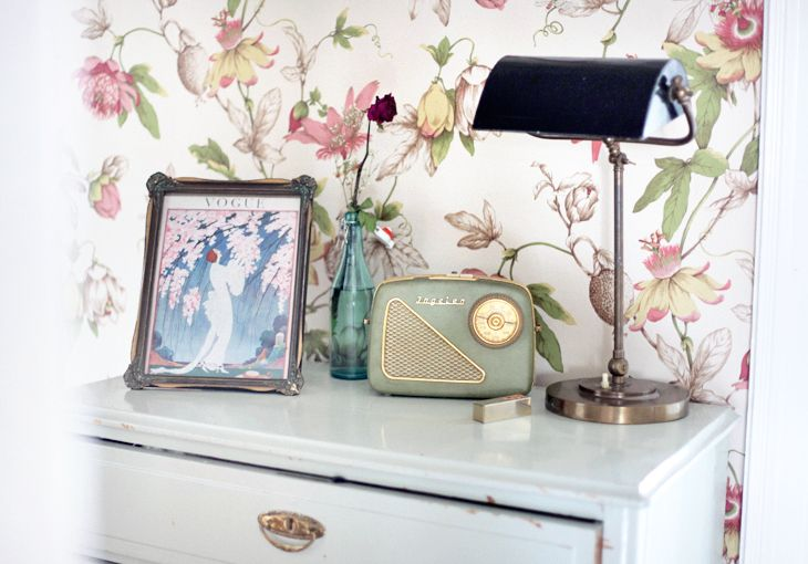 tapet wallpaper by emmas vintage