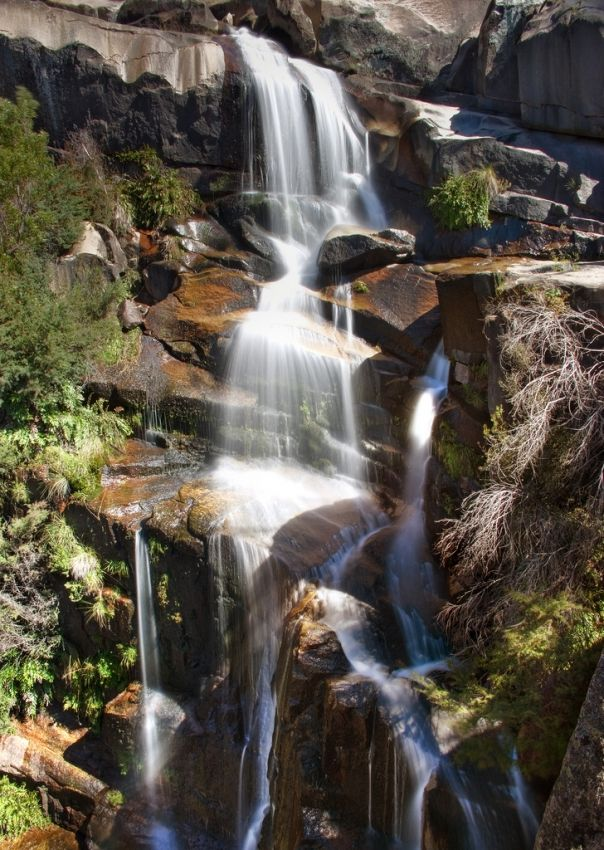 Gibraltar Falls - Canberra -- I didn't know Canberra was home to such a beautiful waterfall! Another visit required to explore here.