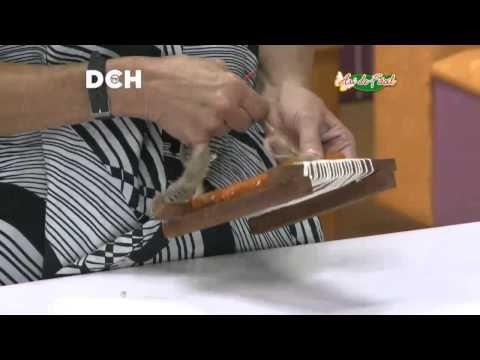 Telar decorativo Bordado - YouTube