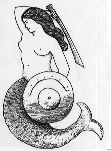 polish mermaid symbol | Poland Mermaid