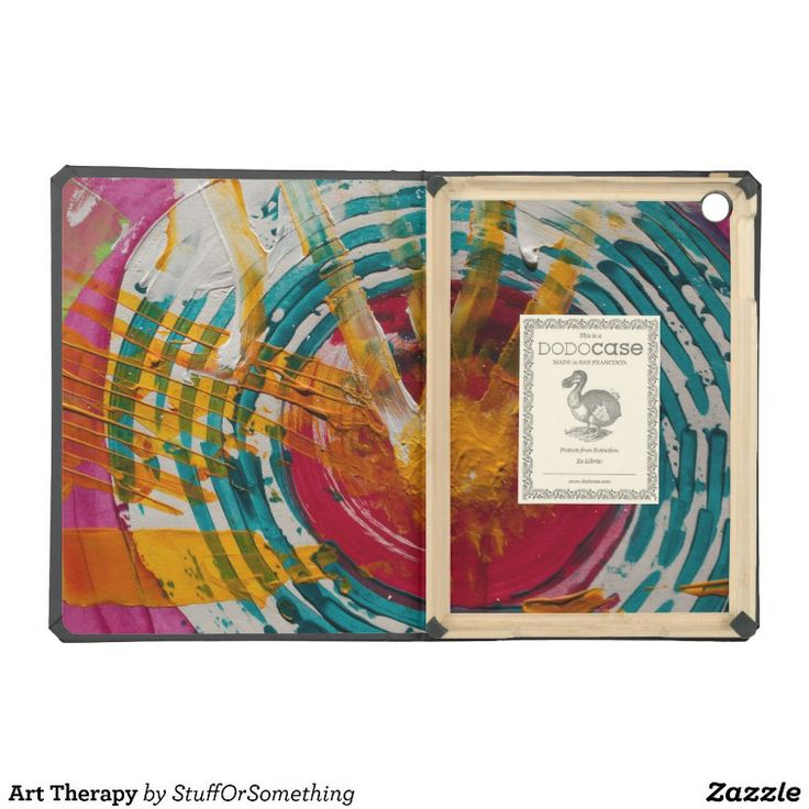 Art therapy case for ipad air abstract ipad cover ipad