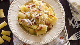 Cucina della tradizione: pasta alla gricia