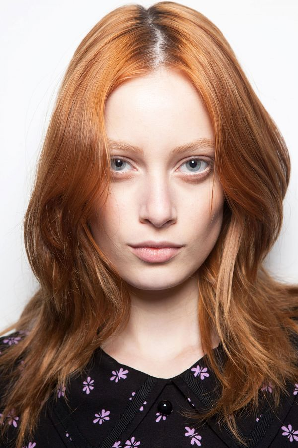 Fall 2014 Hair Color Trends We Dye For | The Zoe Report