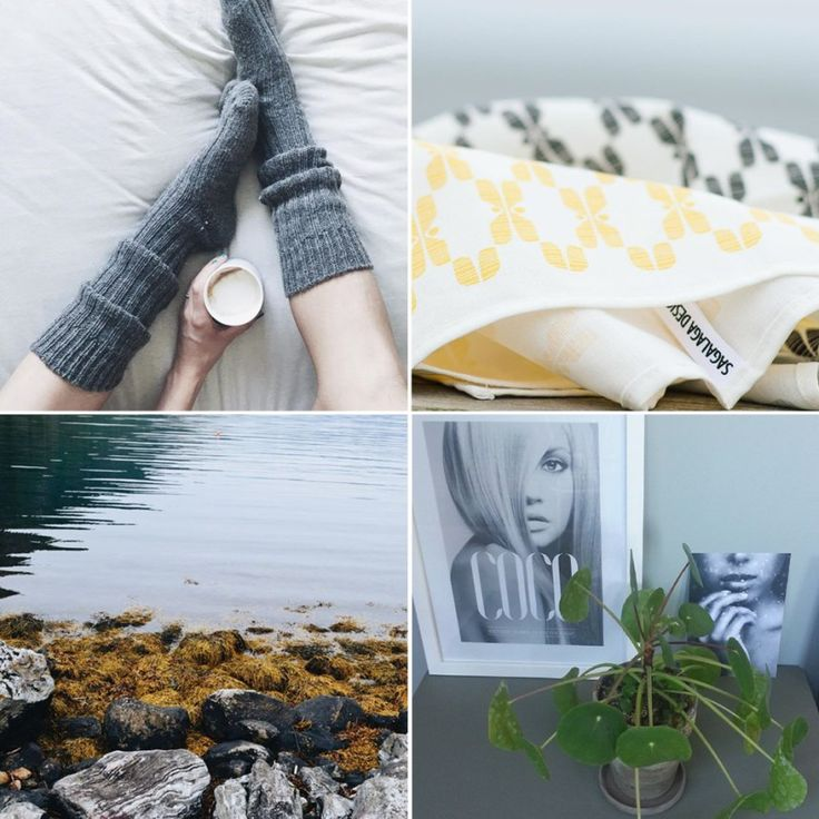 Our Perhonen tea towel featured in a good company at That Scandinavian Feeling Blog! scandinavian_feeling_images_hygge_autumn_5
