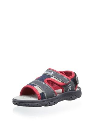 43% OFF Kamik Dolphin Sandal (Toddler) (Navy)