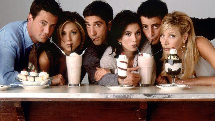 """Friends - Сериал """"Друзья"""" - скачать торрент бесплатно"""