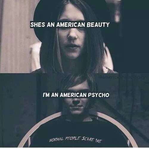 I loved Violet and Tate before I found out he was crazy :)