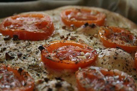 Wellness pizza tönkölylisztből