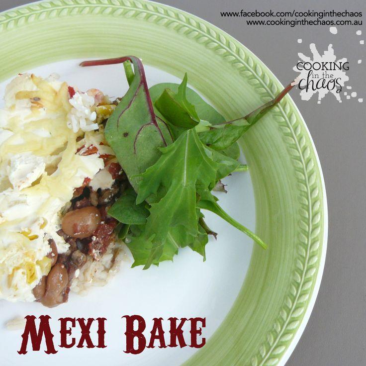 Mexi Bake - Thermomix Recipe