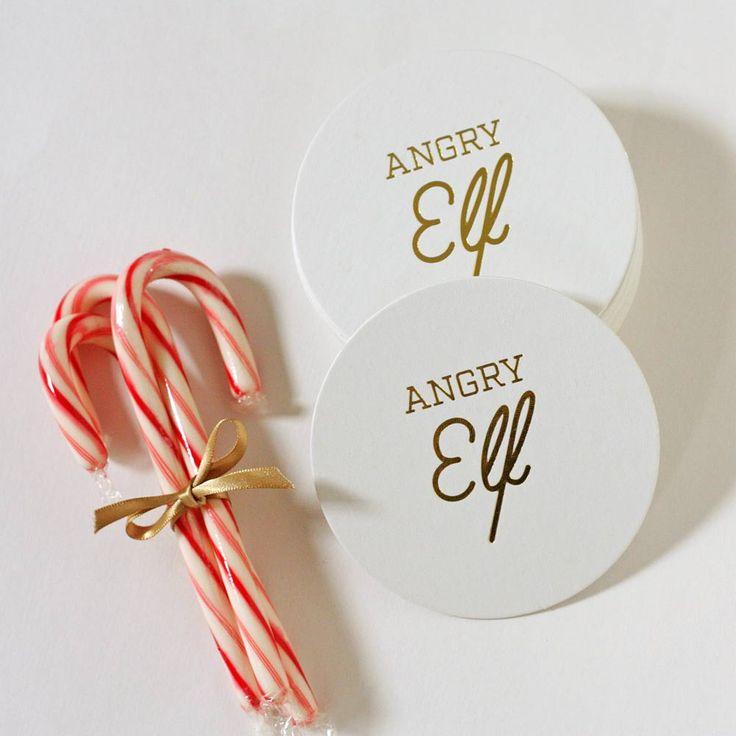 Coasters | Elf The Movie | Angry Elf