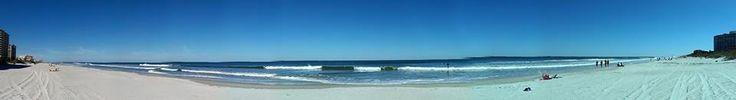 Jacksonville Beach @ 14th St. S. [10.16.14.]  #photos #photography #panorama #jax #jaxbeach #jacksonville #jacksonvillebeach #904 #fl #florida #ocean #charliewarhol #charlesthomy