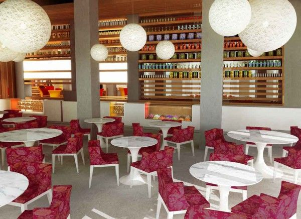 18 best Interior Cafe Design Ideas images on Pinterest   Cafe design ...