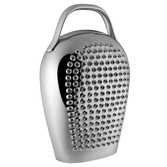 BuyAlessi Cheese Please Grater, Stainless Steel Online at johnlewis.com