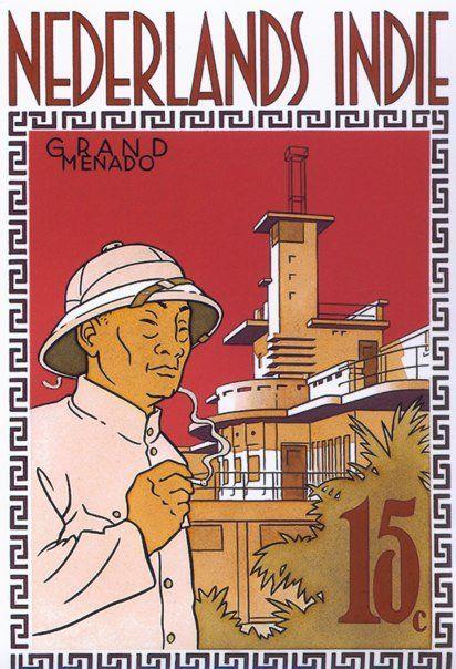 Indonesia vintage ~ Nederlands Indie (Dutch East Indies)