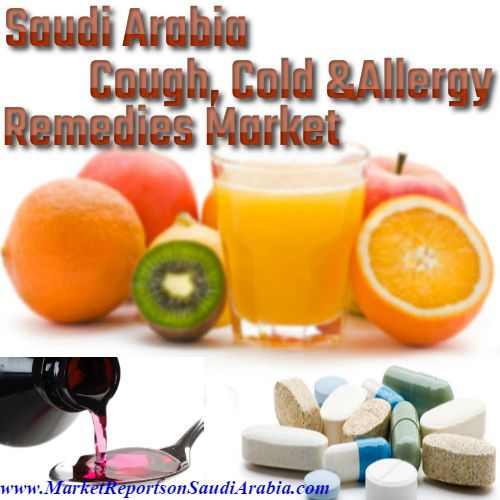 Cough, #Cold, #Allergy & Hay Fever #Remedies in #SaudiArabia