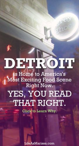 Detroit Is Home to America's Most Exciting Food Scene Right Now. Yes, You Read That Right.