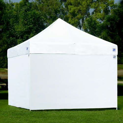 Four EZUP EZ UP CANOPY SIDEWALLS Sidewall 10 X10 Tent 4