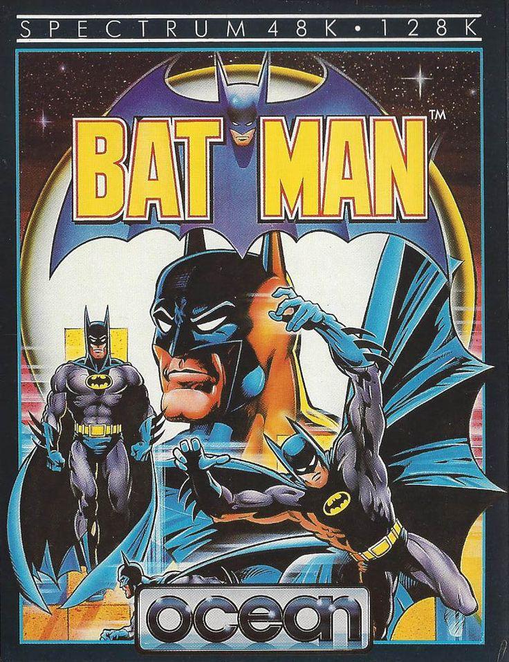 Batman Batman, Retro video games, First batman