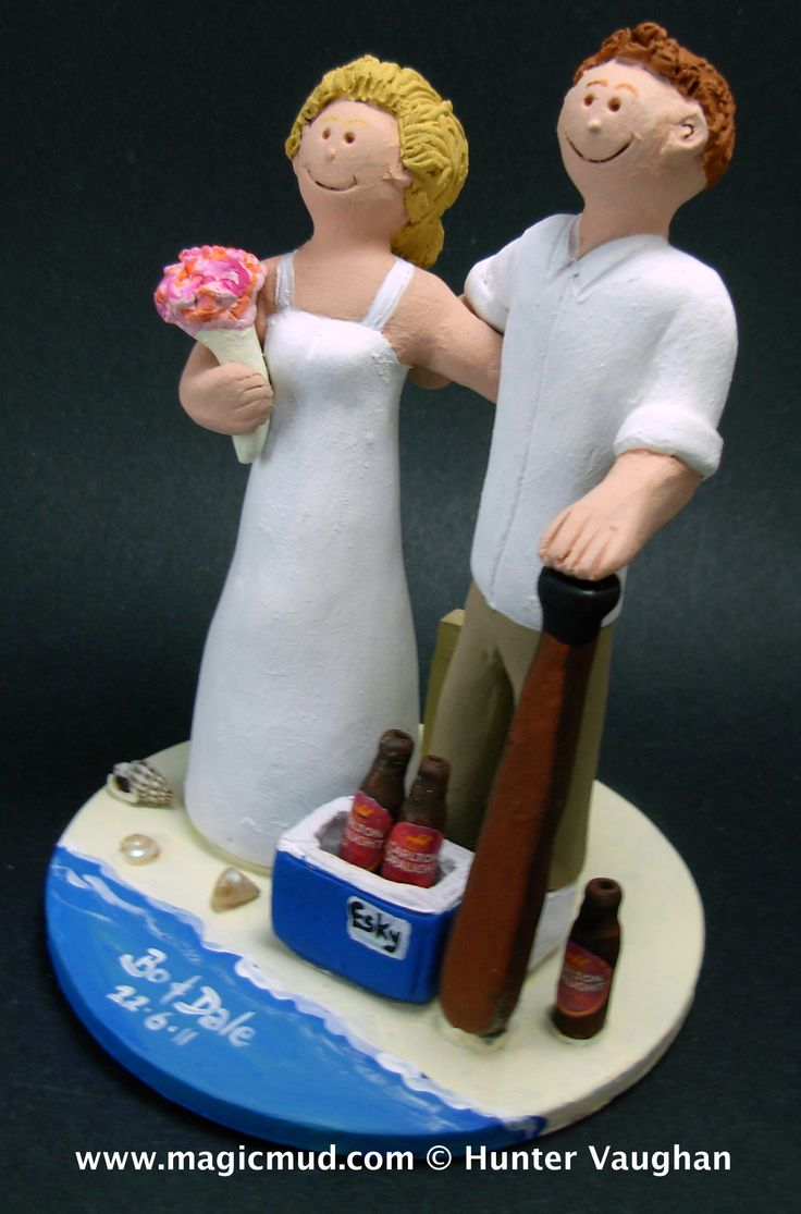 Cricket Themed Cake Toppers
