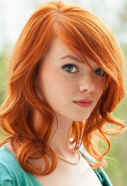 Hair | Ginger / Red