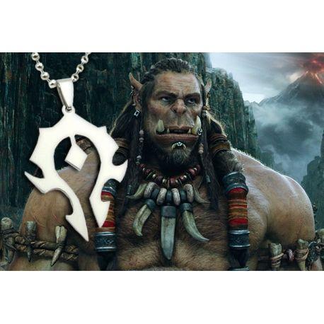 Přívěšek Warcraft - ZA HORDU