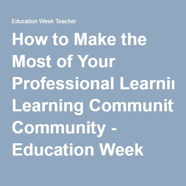 professional learning communities dissertations Are professional learning communities just another educational reform effort that will and dissertations in professional literature about professional learning.