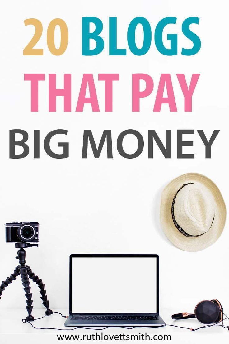 Unbelievable Growth Of Blogosphere >> 20 Blogs That Pay Big Money Amazing Blogging Sites That Pay