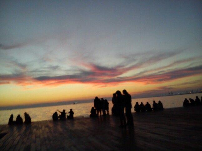 Thessaloniki.nea paralia