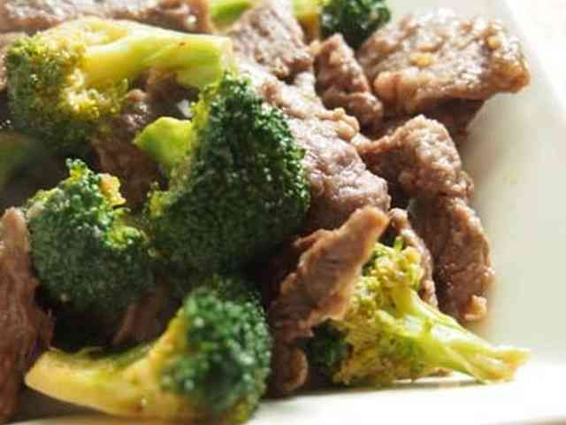 Broccoli Beefの画像