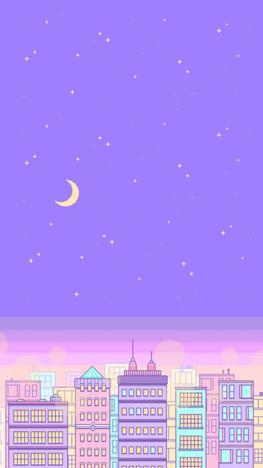 Kawaii Nightsky