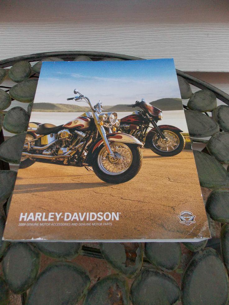 Harley Davidson 2009 Genuine Motor Accessories & Genuine Motor Parts Catalog