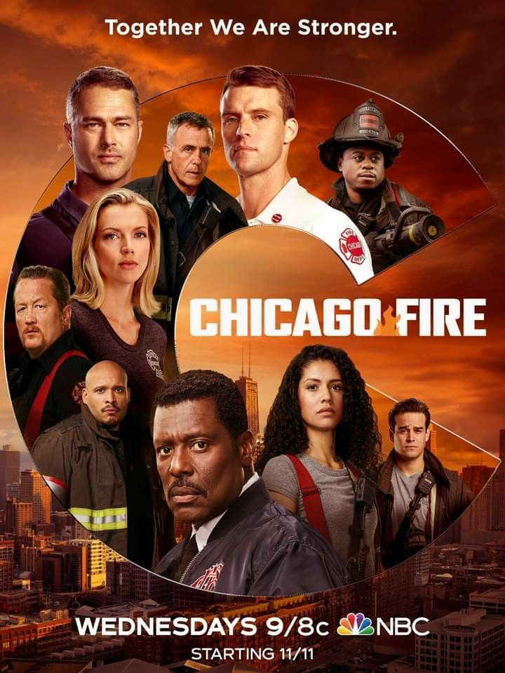 Chicago Fire Season 9 Chicago Fire Chicago Watch Tv Shows