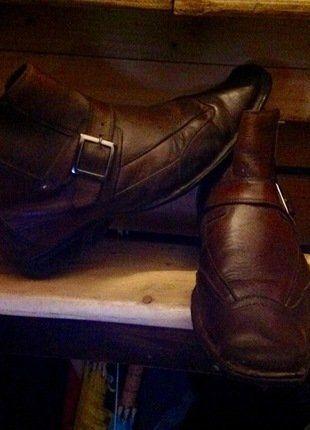 Kaufe meinen Artikel bei #Kleiderkreisel http://www.kleiderkreisel.de/herrenmode/stiefeletten/143277207-bugatti-herren-stiefeletten-aus-leder-bugatti-herren-comfortable
