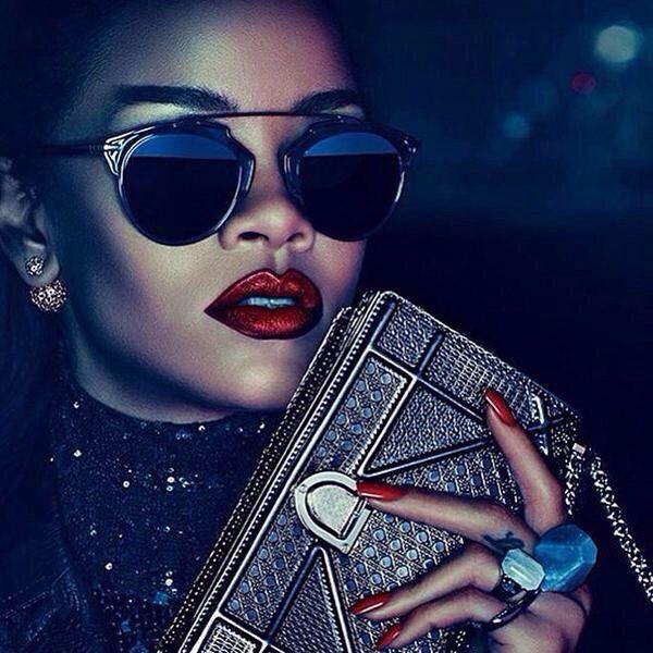 New PopGlitz.com: Click Flash: Rihanna Is Fierce As Dior's First Black Leading Model For New Campaign - http://popglitz.com/click-flash-rihanna-is-fierce-as-diors-first-black-leading-model-for-new-campaign/