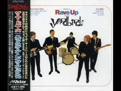 The yardbirds - I'm A Man - YouTube