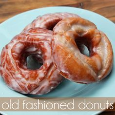 Old Fashioned Donuts                                                                                                                                                                                                            431                                                                                          37                                                                                          1