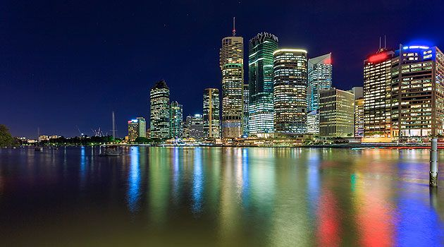 Brisbane capital of Queensland