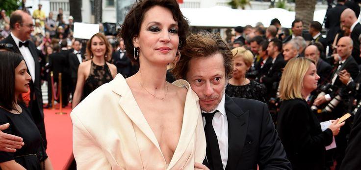 Mathieu Amalric et Jeanne Balibar : les retrouvailles des ex...