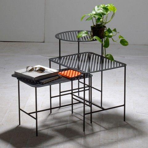 Grid Beistelltisch Serie By Manuel Welsky Design Studio. Via  Design, Studio