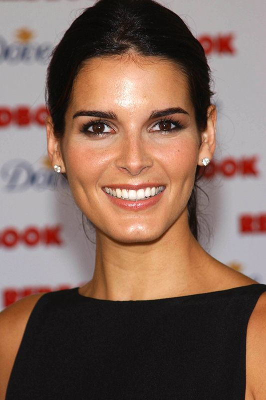 elegantbliss #Angie Harmon #Happy Birthday #August 10th