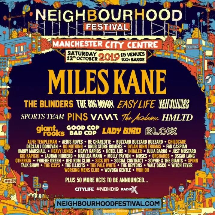 THE GOVERNOR/'S BALL MUSIC FESTIVAL 2016 Poster Concert Lineup Multiple Sizes