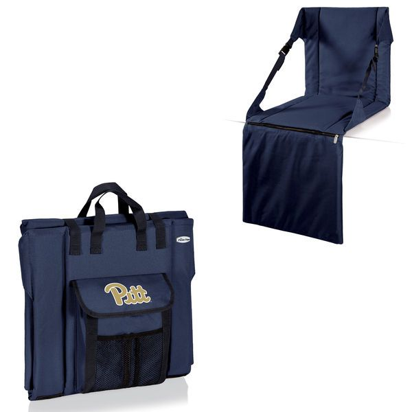 Pitt Panthers Stadium Seat - Navy - $44.99