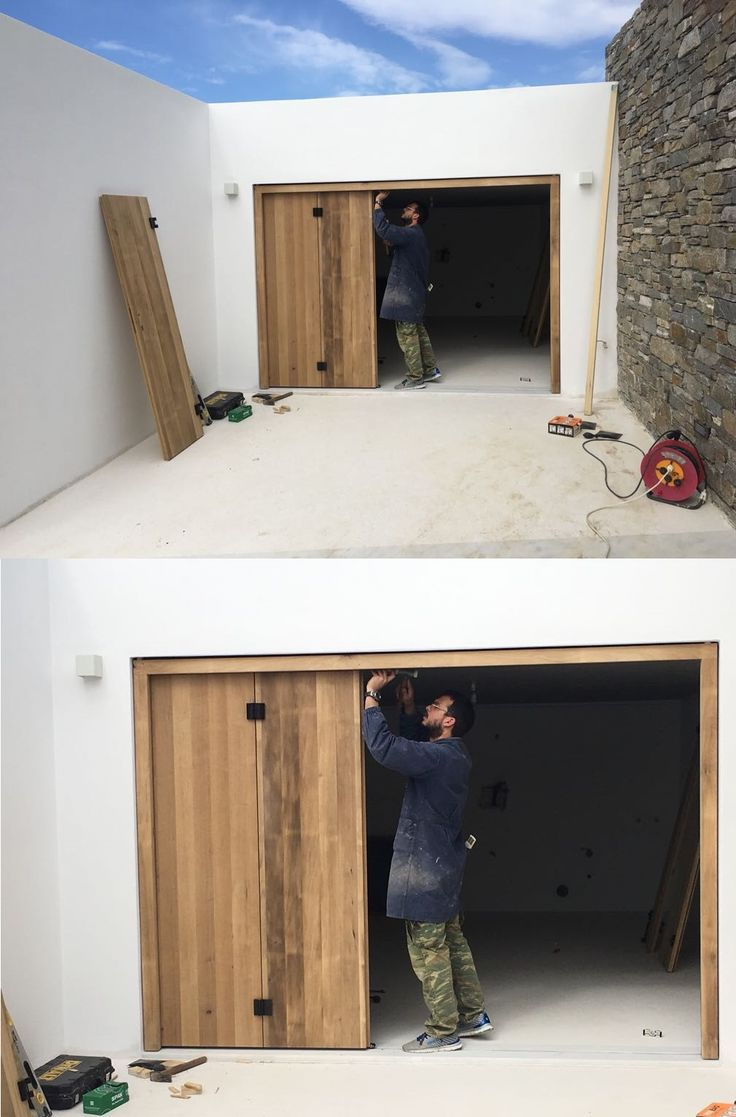 Accoya® Alder wooden door