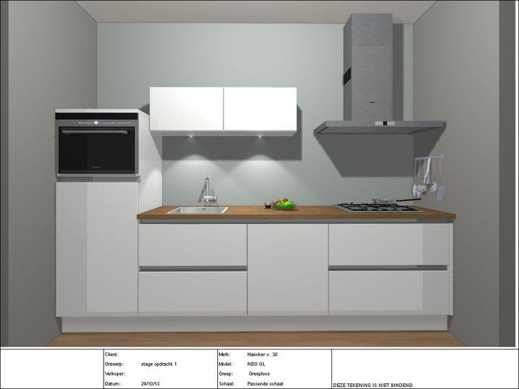 Keuken Parallel Opstelling : dan 1000 idee?n over Keuken Opstelling Ontwerp op Pinterest – Keuken