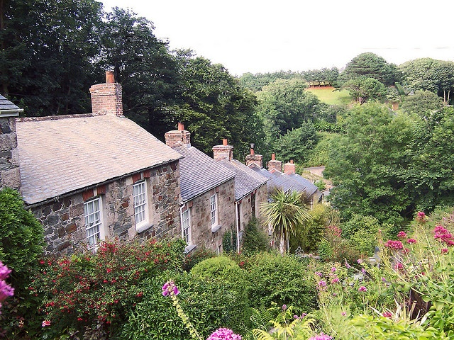 Stippy Stappy, St Agnes, Cornwall - those two words just make me smile! Dream house.