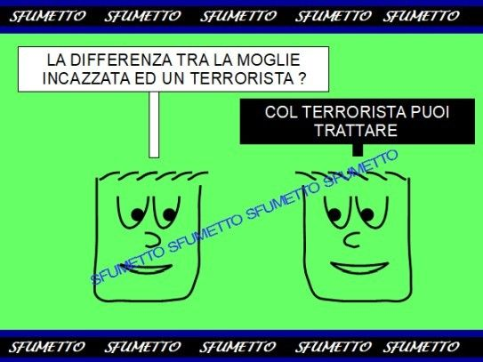 Da sposati http://www.sfumetto.net/indovinelli-stupidi-30.html  #barzellette #umorismo #indovinelli #mogli