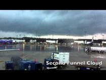 Tornado video from BWI Ariport and map of 7 confirmed twisters in MD: Photo Accuraci