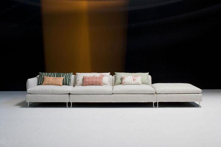 Menegatti Lab #Moroso divano #Shanghai