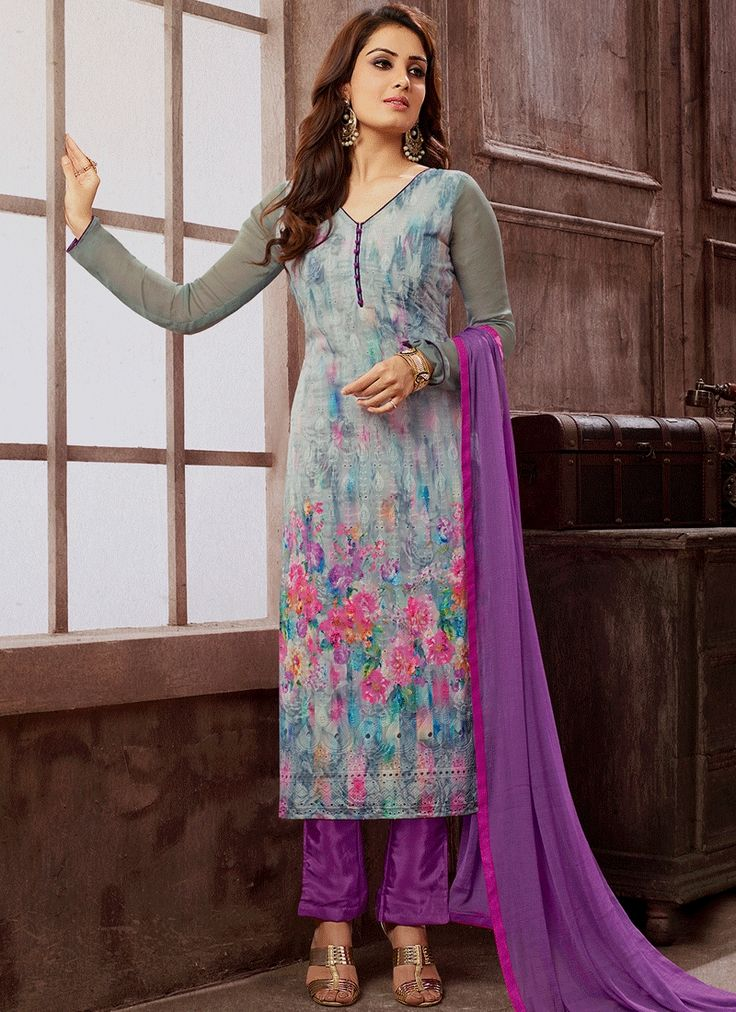 490 best Straight Suits images on Pinterest | Desi clothes, Salwar ...