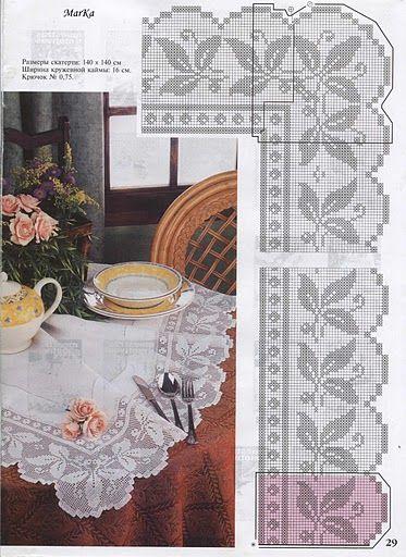 Filet crochet - Majida Awashreh - Picasa Albums Web